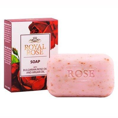 Натуральное мыло Royal Rose 100 gr