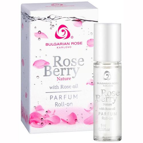 Парфюмированная вода roll-on Rose Berry Nature 9 ml
