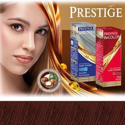 Оттеночный бальзам для волос тёмный каштан  100 ml