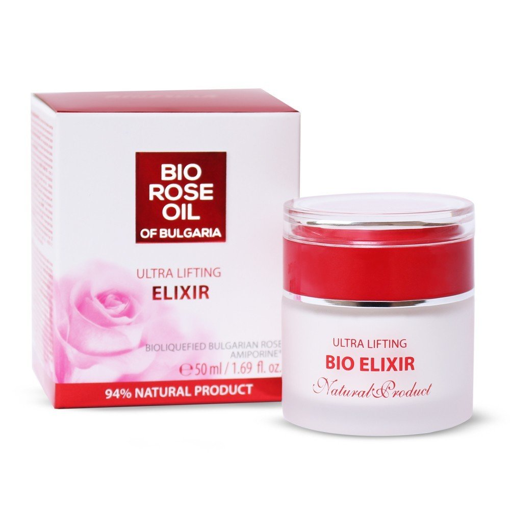 Био эликсир с лифтинг эффект Роза Ойл 50 ml