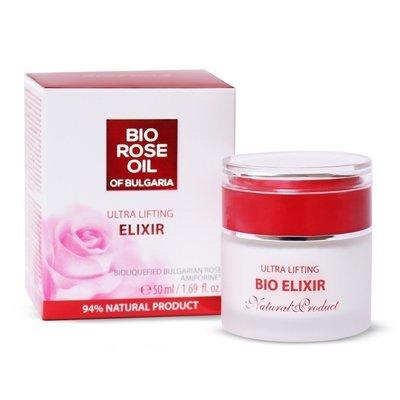 Био эликсир с лифтинг эффектом Роза Ойл 50 ml