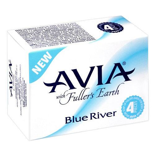 Мыло с глиной Blue River Avia 100 gr