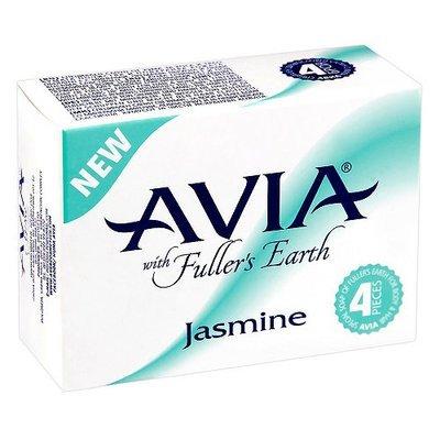 Мыло с глиной Jasmine Avia 100 gr