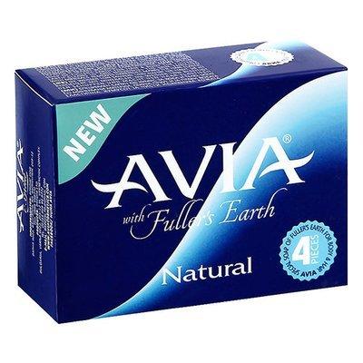Мыло с глиной Natural Avia 100 gr