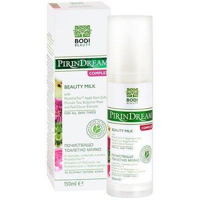 Очищающее косметическое молочко Pirin Dream Complex Боди-Д 150 ml
