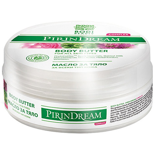 Масло для тела Pirin Dream Complex Боди-Д 150 ml