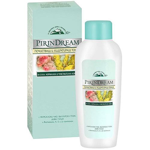 Очищающий и увлажняющий тоник Pirin Dream Боди-Д 150 ml