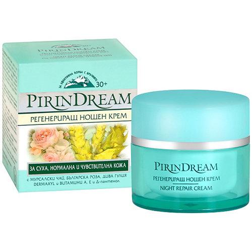 Регенерирующий ночной крем Pirin Dream Боди-Д 50 ml