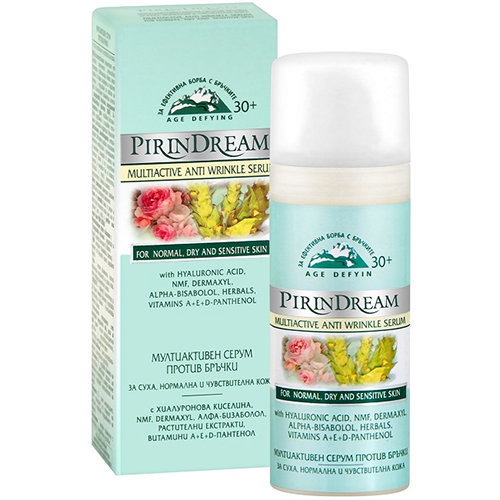 Мультиактивная сыворотка против морщин Pirin Dream Боди-Д 30 ml