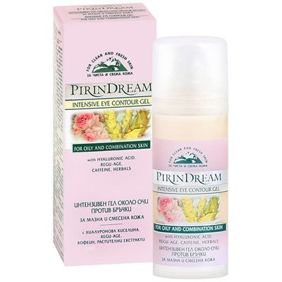 Интенсивный гель для век против морщин Pirin Dream Боди-Д 30 ml