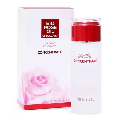 Био розовая вода Роза Ойл 125 ml