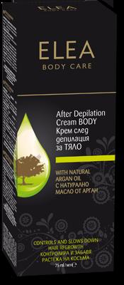 Лосьон для тела после депиляции Дева Silk&Comfort Care Rubella 150 ml