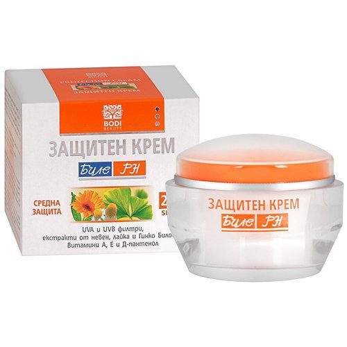 Защитный крем БИЛЕ-PH с UV-A и UV-B фильтрами SPF 26 БИЛЕ-РН Боди-Д 50 ml