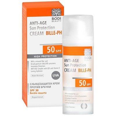Солнцезащитный крем против старения кожи с SPF 50 БИЛЕ-РН Боди-Д 30 ml