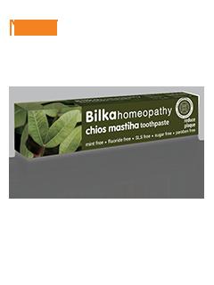 Bilka Homeopathy Зубная паста Chios Mastiha Билка 75 ml