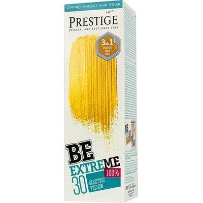 Тонирующий бальзам для волос электрически- жёлтый 100 ml