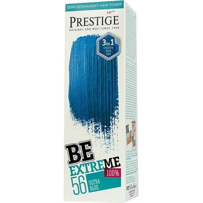 Тонирующий бальзам для волос ультра синий 100 ml