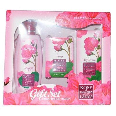 Подарочный набор Rose of Bulgaria Роза Болгарии