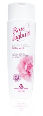 Молочко для тела Rose Йогурт Болгарская Роза Карлово 250 ml