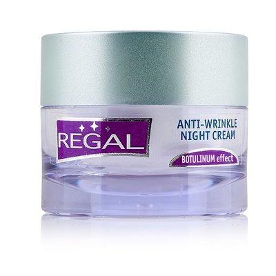 Крем для лица против морщин ночной Regal Age Control Botulinum Effect Роза Импекс 50 ml