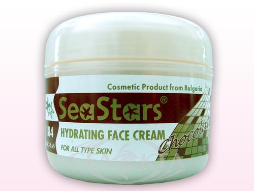 Увлажняющий крем для лица Шоколад SeaStars Природная косметика 220 ml