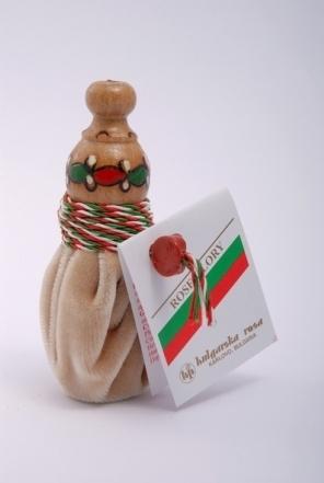 Масло ароматное Глория Болгарская Роза Карлово 2 ml