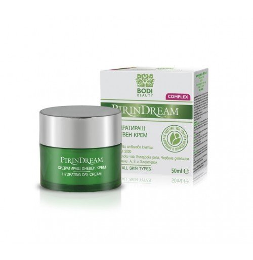 Супер увлажняющий дневной крем Pirin Dream Complex Боди-Д 50 ml