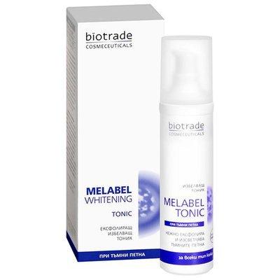 Тоник Отбеливающий для кожи MELABEL WHITENING Биотрейд 60 ml