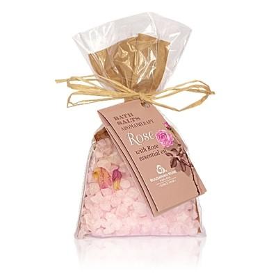 Соль ароматическая Роза 100 gr