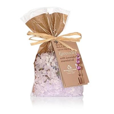 Соль ароматическая Лаванда 100 gr