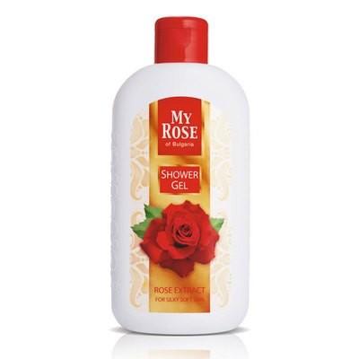 Гель для душа My Rose of Bulgaria Лавена 200 ml