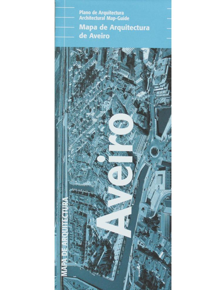 Mapa de Arquitectura de Aveiro
