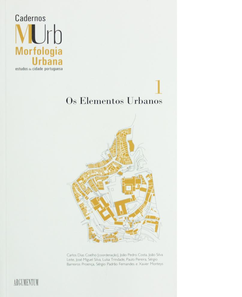 Os Elementos Urbanos