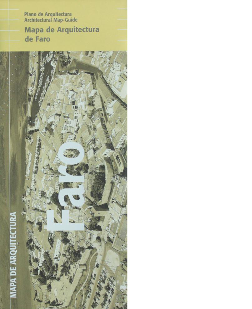 Mapa de Arquitectura de Faro
