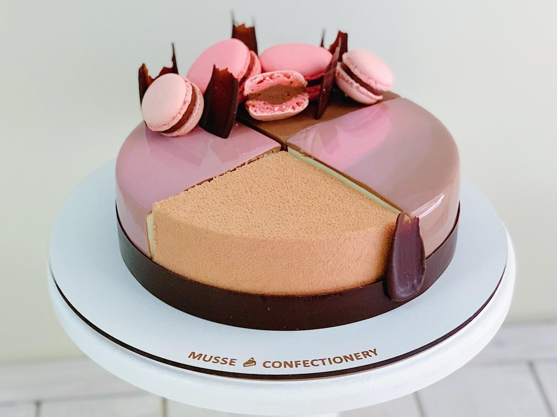 Набір тортів асорті Четвертинки