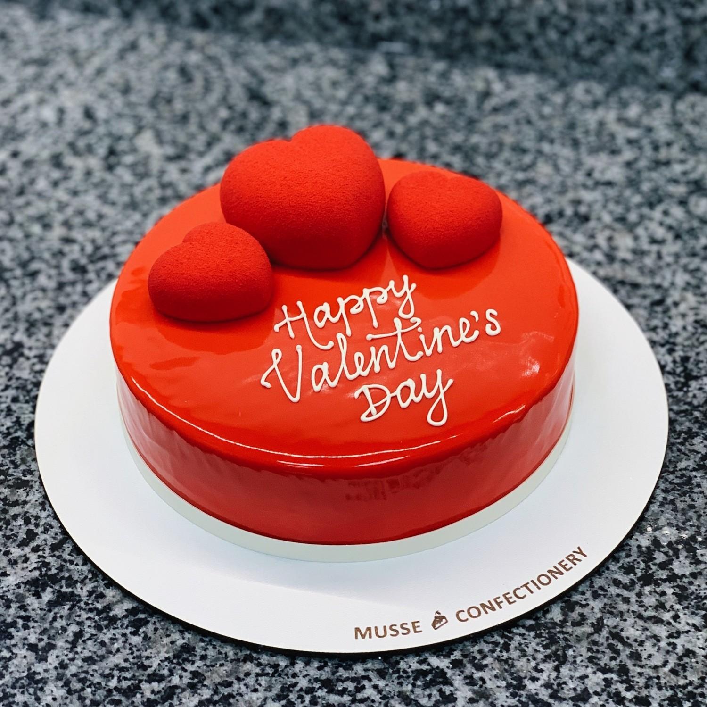 "Торт мусовий ""Red love"""