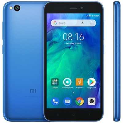 Смартфон Xiaomi Redmi Go 1/8Gb EU Global Version (синий)