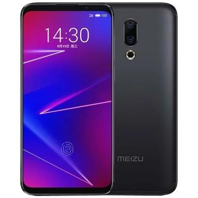 Смартфон Meizu 16 6/64Gb EU (черный)