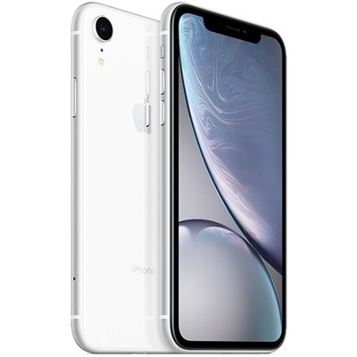 Смартфон Apple iPhone Xr 64Gb (белый)