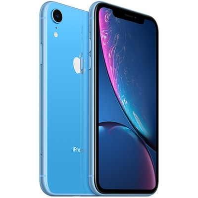 Смартфон Apple iPhone Xr 128Gb (синий)