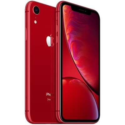Смартфон Apple iPhone Xr 256Gb (красный)