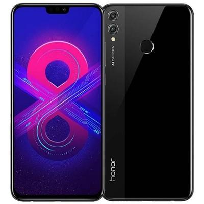 Смартфон Honor 8X 4/128Gb EU (черный)