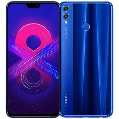 Смартфон Honor 8X 4/128Gb RUS (синий)