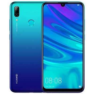 Смартфон Huawei P smart 2019 3/32Gb RUS (ярко-голубой)