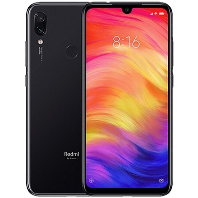 Смартфон Xiaomi Redmi Note 7 3/32Gb EU Global Version (черный)