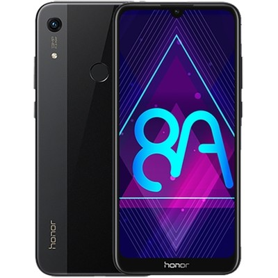 Смартфон Honor 8A 2/32Gb RUS (черный)