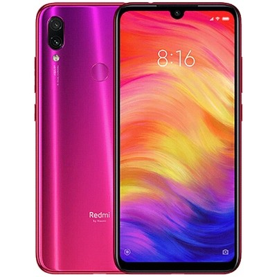 Смартфон Xiaomi Redmi Note 7 3/32Gb EU Global Version (красный)