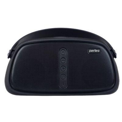 Bluetooth-колонка Perfeo «OWL» FM, MP3 microSD, USB, AUX, мощность 12Вт, 4000mAh