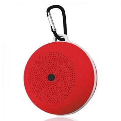 Bluetooth-колонка Perfeo «SPOT» FM, MP3 microSD, AUX, мощность 3Вт, 500mAh (красный)