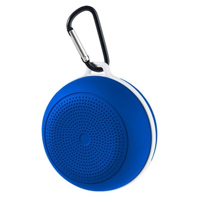 Bluetooth-колонка Perfeo «SPOT» FM, MP3 microSD, AUX, мощность 3Вт, 500mAh (синий)